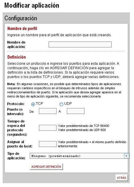 Abrir puertos en modem Infinitum/Telmex